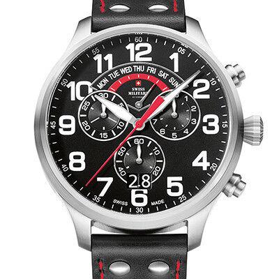 Часы Swiss Military by Chrono Наручные часы SM34038.01 - фото 1