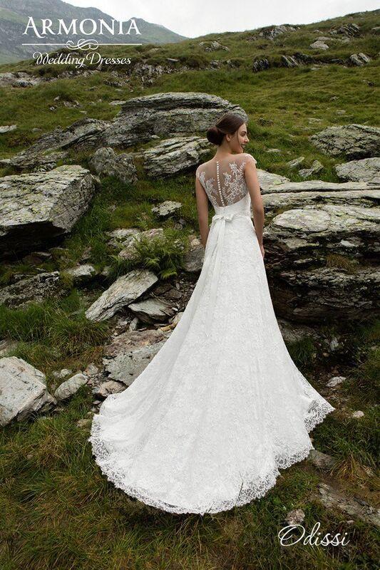 Свадебный салон Armonia Платье свадебное Odissi - фото 3