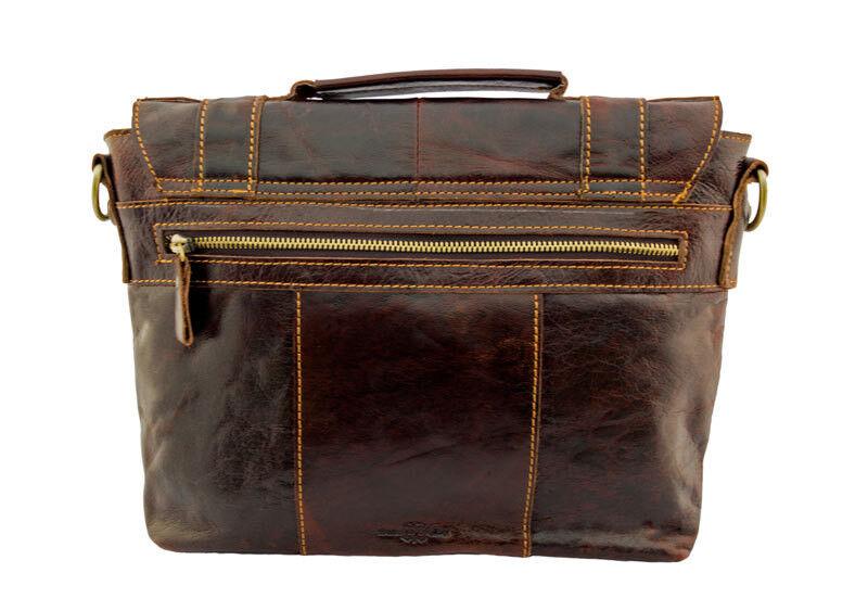 Магазин сумок Ruff Ryder Сумка-портфель 1326-1 - фото 4