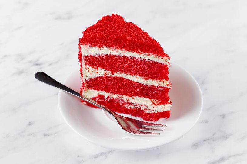 Торт Salad Drive торт «Красный вельвет» - фото 3