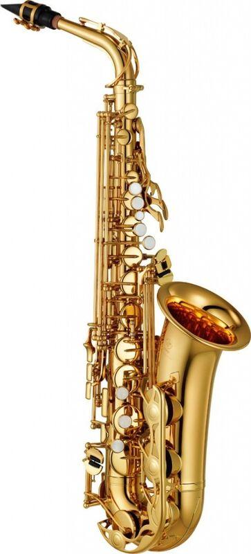 Музыкальный инструмент Yamaha Саксофон YAS-280 - фото 1