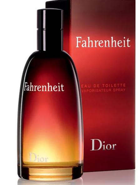 Парфюмерия Christian Dior Парфюмированная вода Fahrenheit, 30 мл - фото 1
