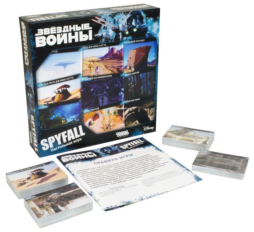 Магазин настольных игр Hobby World Настольная игра «Звёздные Войны» - фото 2