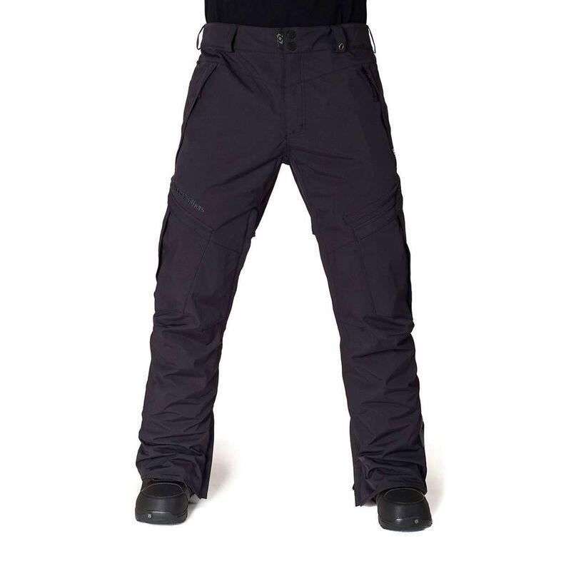 Спортивная одежда Horsefeathers Сноубордические брюки Motive 1516 черный - фото 1
