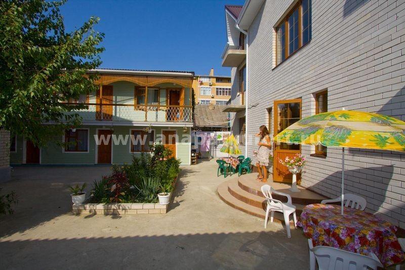 Туристическое агентство Никатур Отдых в Анапе, гостевой дом «Нодари» - фото 5