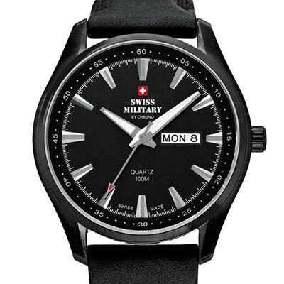 Часы Swiss Military by Chrono Наручные часы SM34027.07 - фото 1