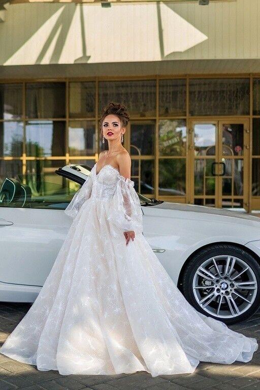 Свадебный салон Rafineza Свадебное платье Suzanna - фото 1