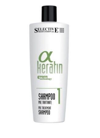 Уход за волосами Selective Alfa-Keratin Шампунь для волос - фото 1