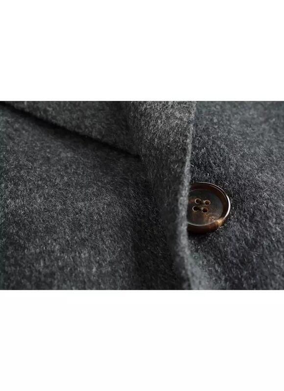 Верхняя одежда мужская SUITSUPPLY Пальто мужское Vicenza J460 - фото 6