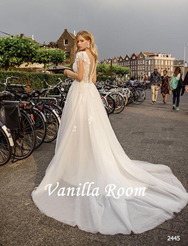 Свадебный салон Vanilla room Свадебное платье Доротея - фото 3