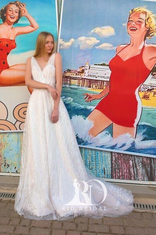 Свадебный салон Rafineza Свадебное платье Iden - фото 1