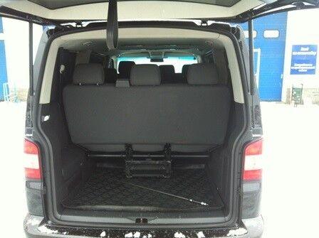 Аренда авто Volkswagen T5 Caravelle 2007 г.в. - фото 5