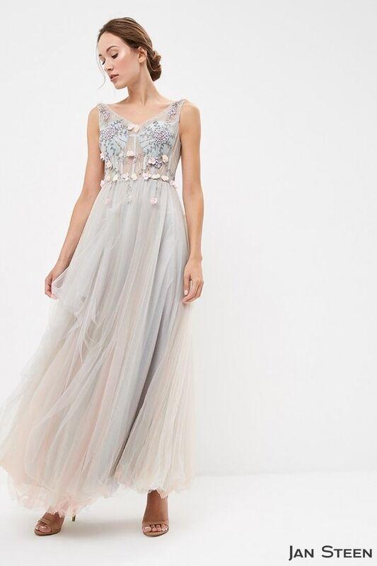 4f7542c4116 Купить Вечернее платье dy-61 Jan Steen в Минске – цены продавцов