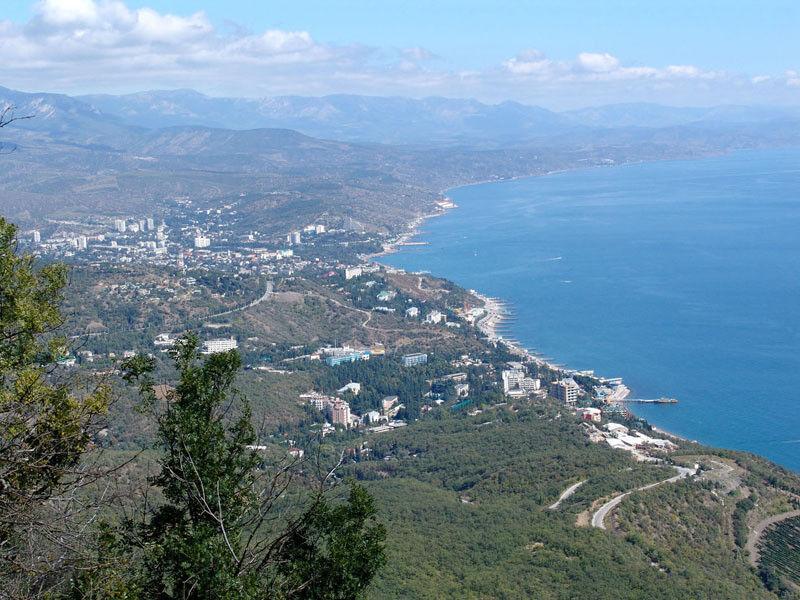 Туристическое агентство Никатур Пляжный автобусный тур в Крым, Алушта, санаторий «Алуштинский» - фото 2
