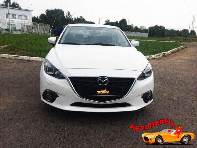 Прокат авто Mazda 3 2014 г. - фото 2