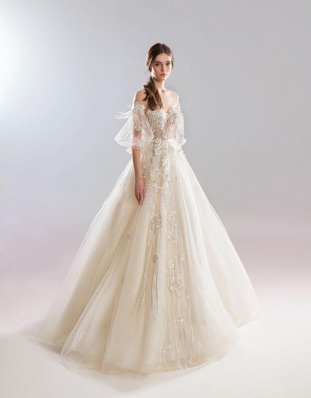 Свадебный салон Papilio Свадебное платье «Жасмин» - фото 1