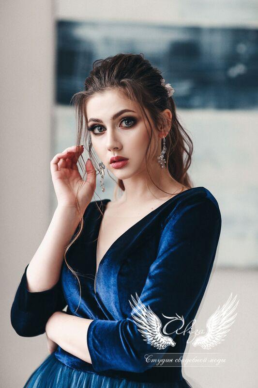 """Вечернее платье ALIZA Вечернее платье   """"Lola"""" - фото 2"""