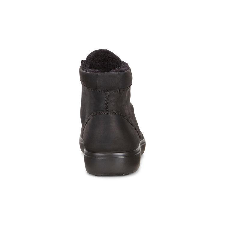 Обувь мужская ECCO Кеды высокие SOFT 7 430394/02001 - фото 5