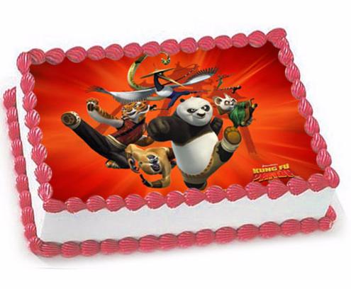 Торт Tortas Торт «Панда» №3 - фото 1