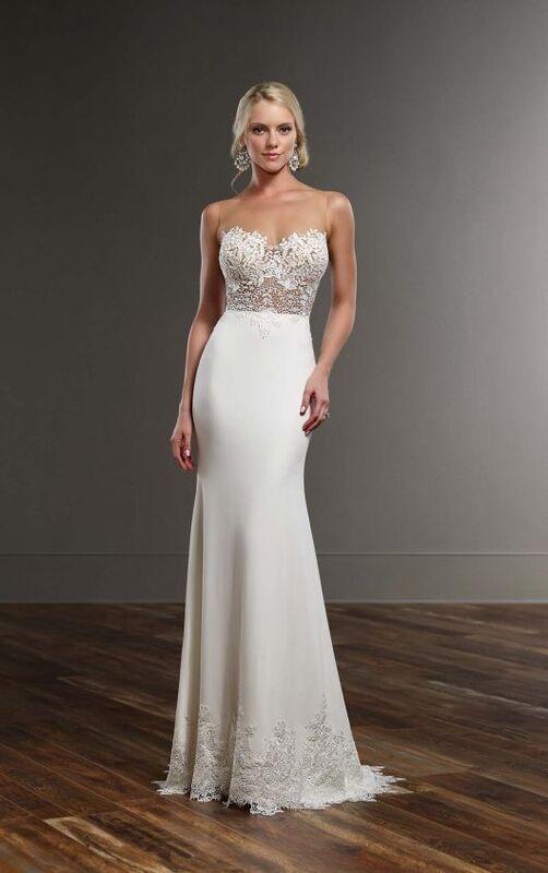 Свадебное платье напрокат Essense of Australia Платье свадебное 775 - фото 1