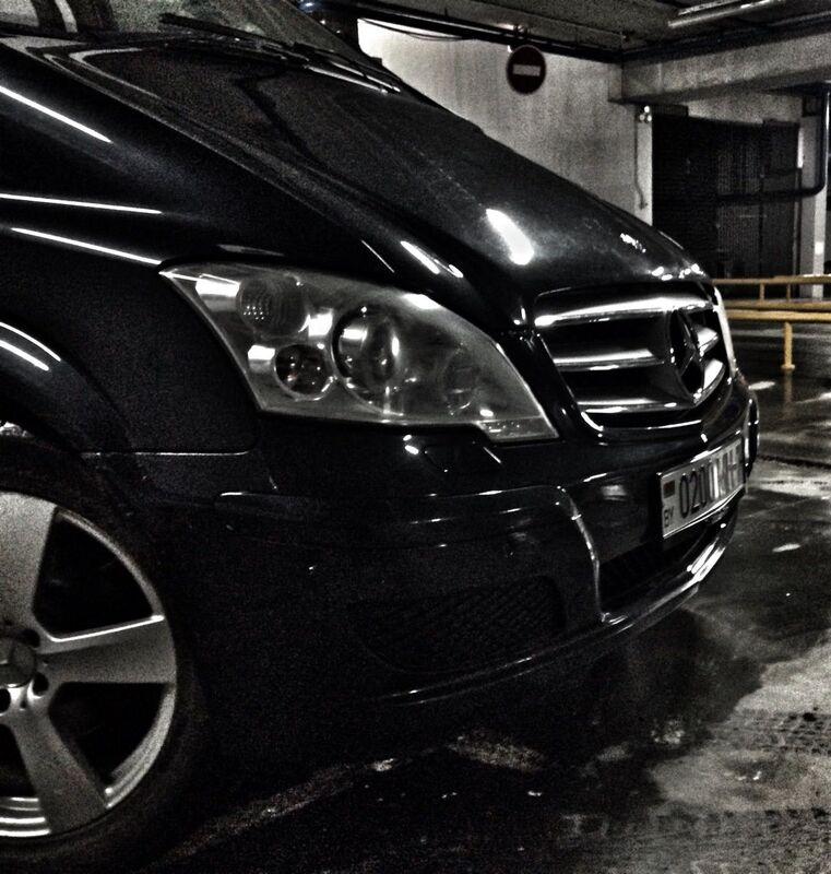 Аренда авто Mercedes-Benz Viano 2011 г.в. - фото 6
