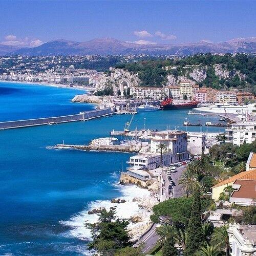 Туристическое агентство Отдых и Туризм Комбинированный автобусный тур «Лазурный берег Франции» - фото 1