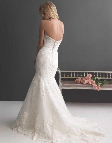 Свадебное платье напрокат Allure Bridals Платье свадебное 2667 - фото 2