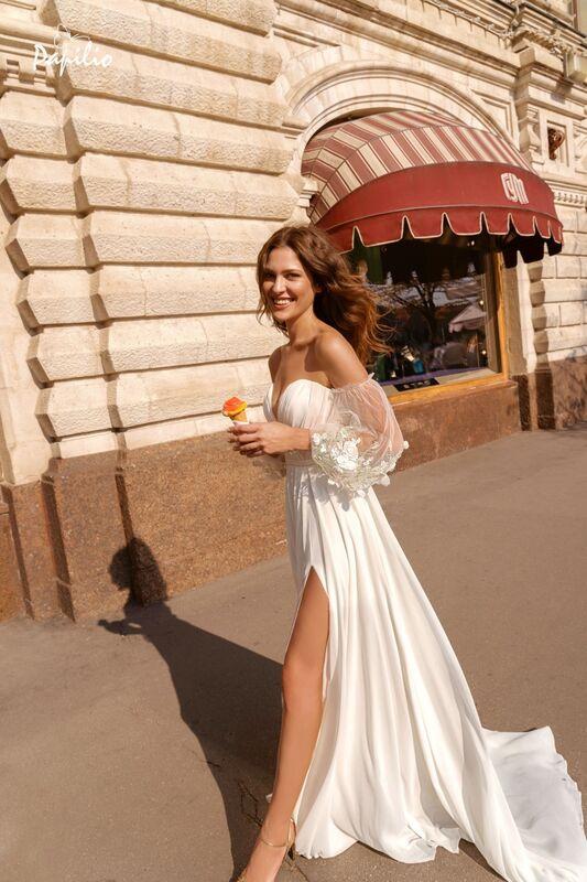 Свадебный салон Papilio Свадебное платье 11950 - фото 2