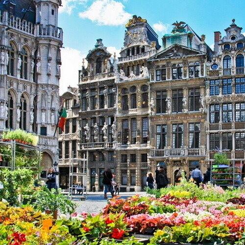Туристическое агентство Боншанс Комбинированный тур «Вся Швейцария и Париж комфорт» + отдых в Испании - фото 1
