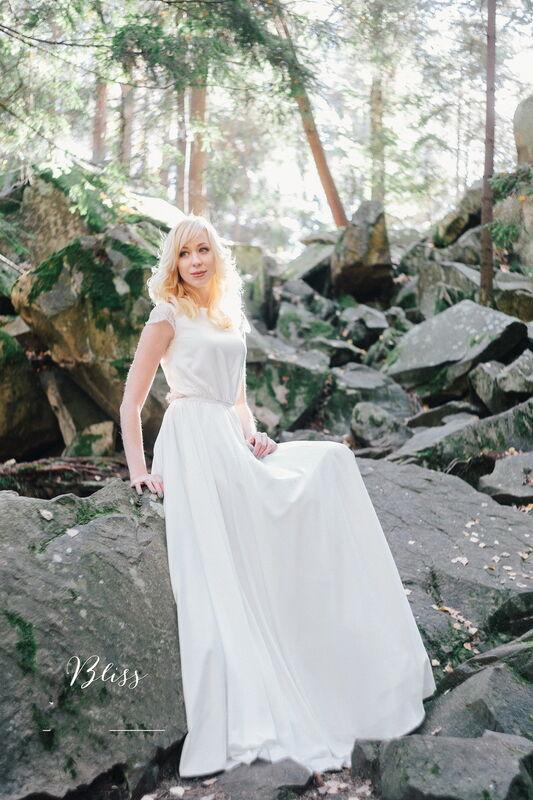 Свадебное платье напрокат Lanesta Свадебное платье Bliss - фото 1