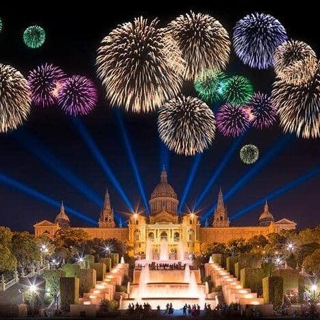Туристическое агентство Респектор трэвел Экскурсионный автобусный тур «Новый Год в Барселоне» - фото 1