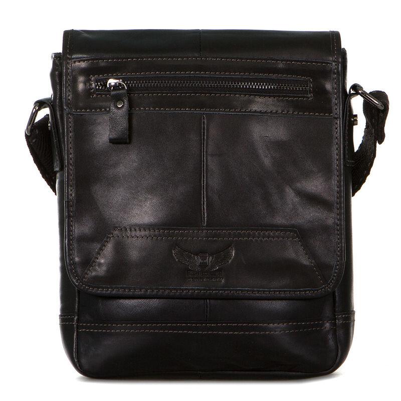 Магазин сумок Poshete Сумка мужская 196-0003-12 - фото 1