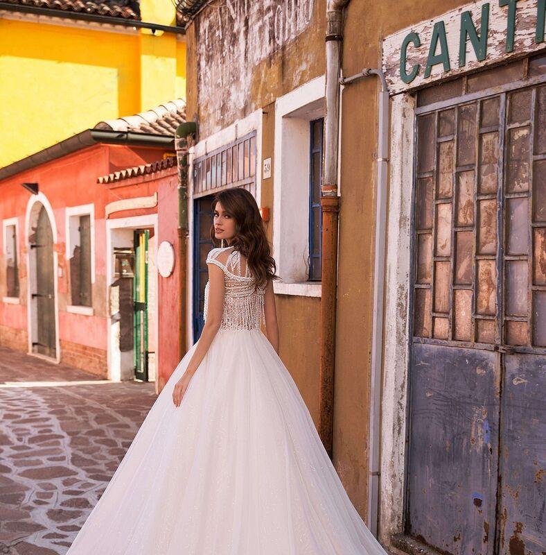 """Свадебный салон ALIZA свадебное платье  """"Medeya"""" - фото 2"""