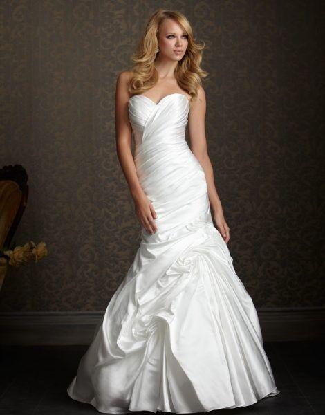 Свадебное платье напрокат Allure Bridals Платье свадебное 2518 - фото 1