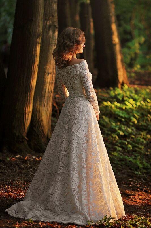 Свадебное платье напрокат ALIZA Свадебное платье «Ambre» Diva Vivien - фото 4