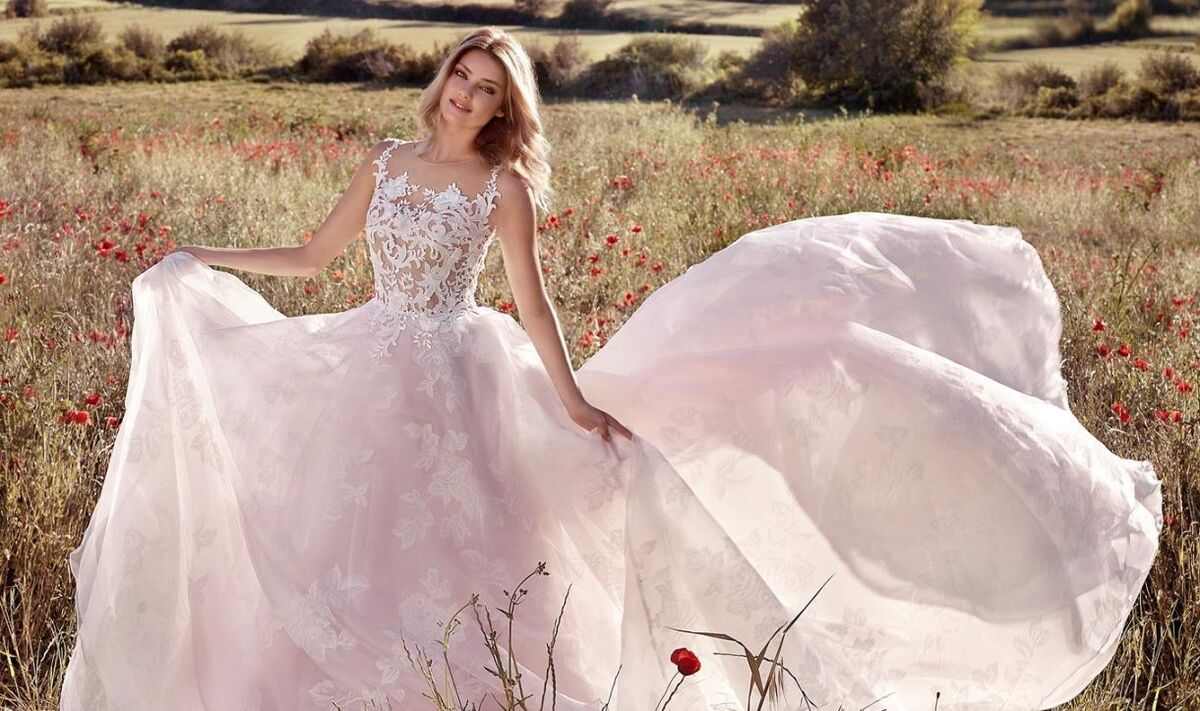 Свадебное платье напрокат Novia D'Art Платье свадебное Zingara - фото 2