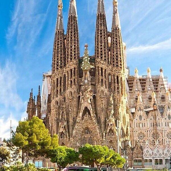 Туристическое агентство Внешинтурист Экскурсионный авиатур SP2avia «Блиц Барселона» - фото 1