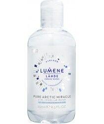 Уход за лицом LUMENE Мицеллярная вода 3 в 1 Pure Arctic Miracle 3-in-1 Micellar Water, 250 мл - фото 1