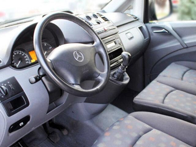 Прокат авто Mercedes-Benz Vito 2007 - фото 2