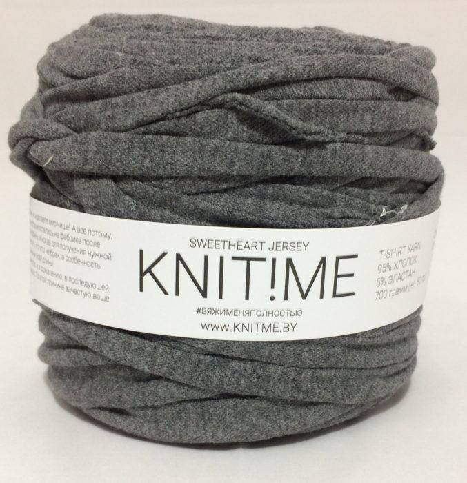Товар для рукоделия Knit!Me Ленточная пряжа Sweetheart Jersey - SJ414 - фото 1