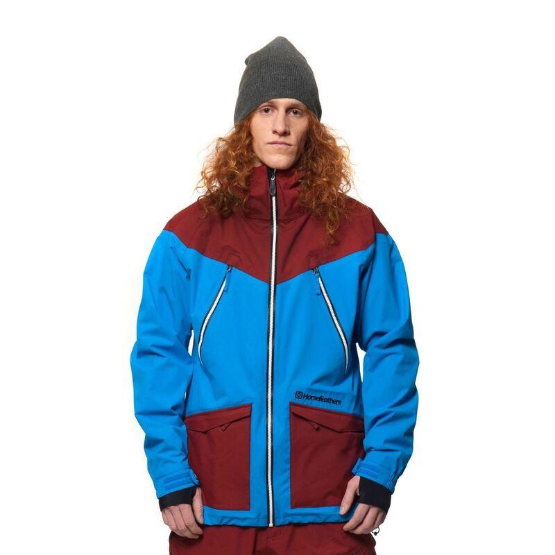 Спортивная одежда Horsefeathers Сноубордическая куртка Prophet (Shell) синий - фото 1