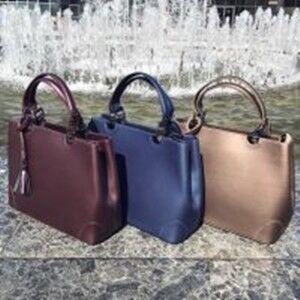 Магазин сумок Vezze Кожаная женская сумка С00203 - фото 2