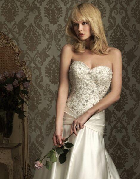 Свадебное платье напрокат Allure Bridals Платье свадебное 8851 - фото 3