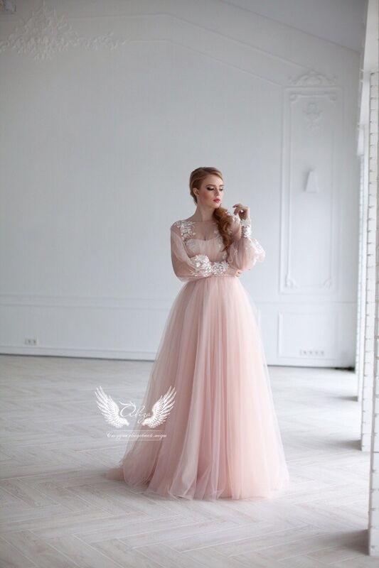 Вечернее платье ALIZA вечернее платье Adelina - фото 1