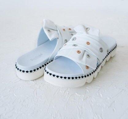 Обувь женская Baldinini Пантолеты женские 1 - фото 1
