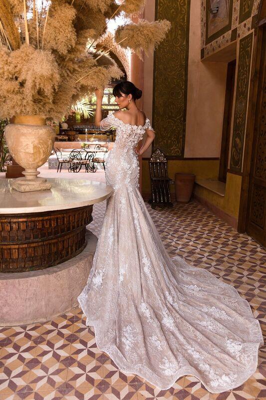 Свадебный салон Crystal Свадебное платье Grace - фото 4