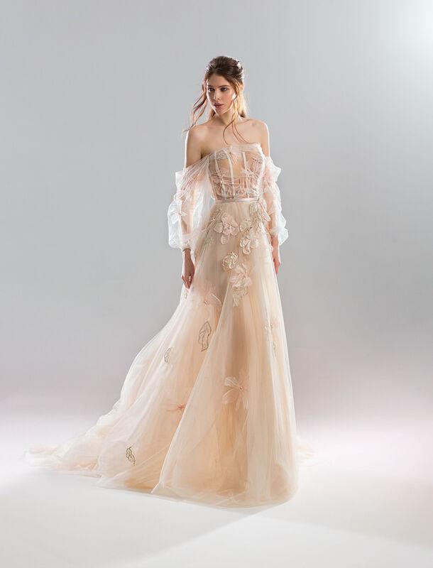 Свадебный салон Papilio Свадебное платье «Магнолия» - фото 1