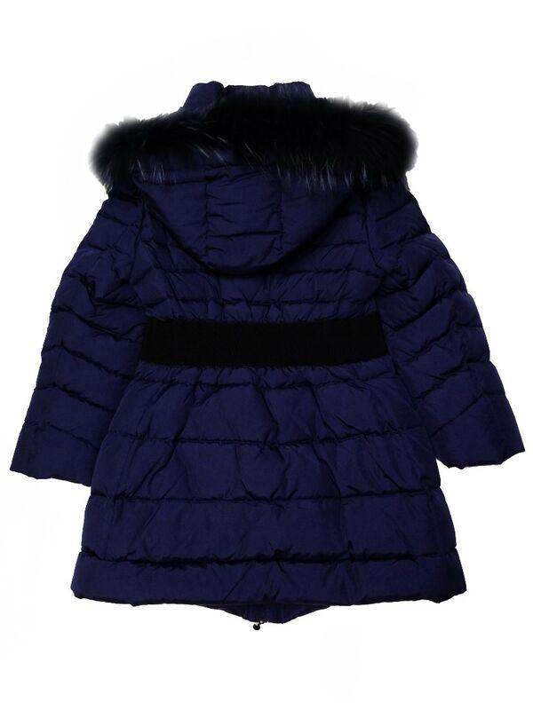 Верхняя одежда детская TRE API Пальто  для девочки Z1186 T P - фото 3