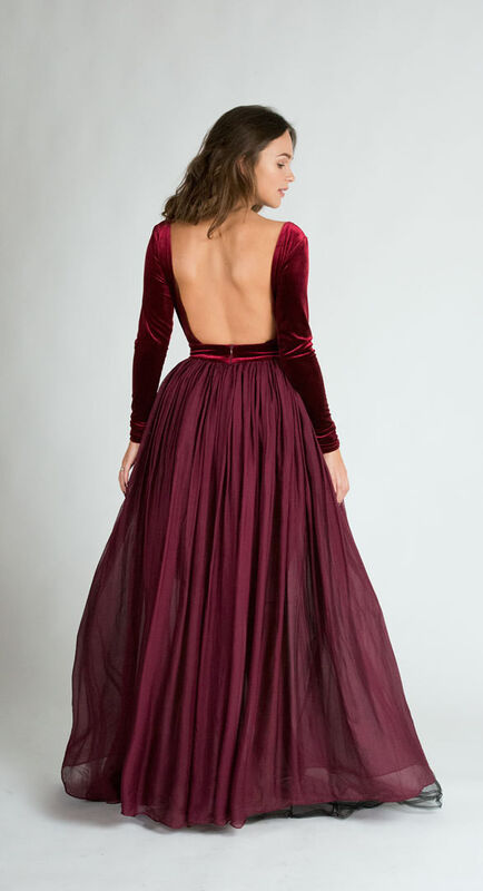 Вечернее платье Rimma Shanoyan Вечернее платье 478 - фото 3