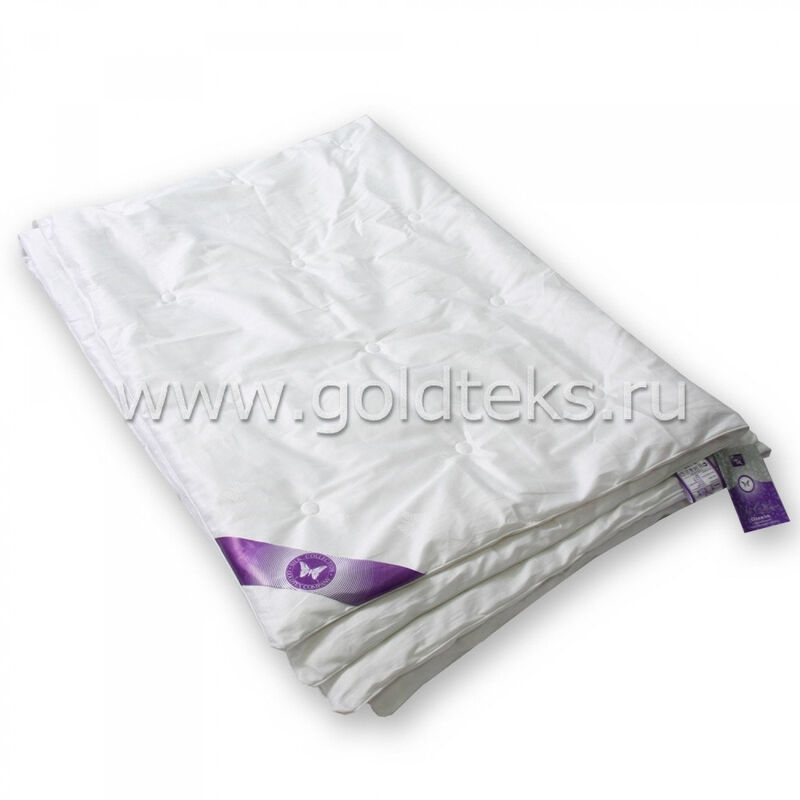 Подарок Голдтекс Шелковое одеяло LUX евро 200х220 арт. 1106 - фото 1